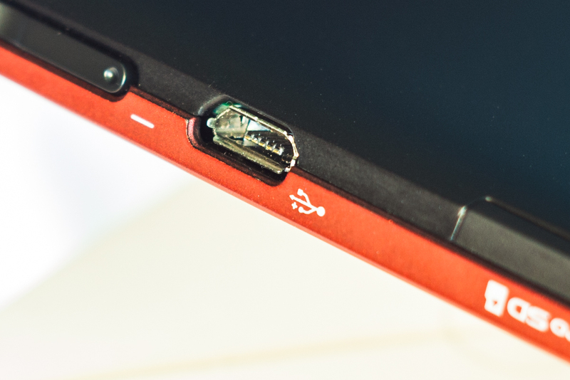 Планшетный ПК Fujitsu Stylistic M532