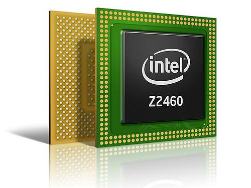 Платформа Intel Medfield. Процессор Atom Z2460 для смартфонов
