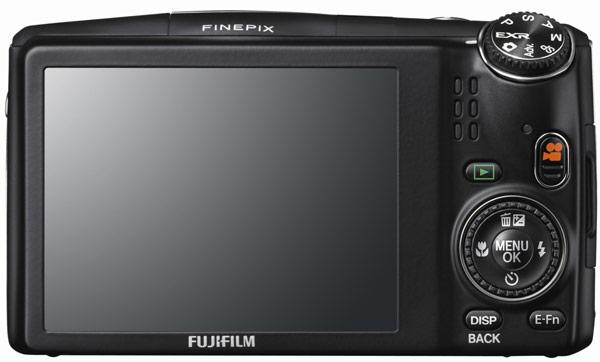 Камера Fujifilm FinePix F900EXR оснащена интерфейсом Wi-Fi