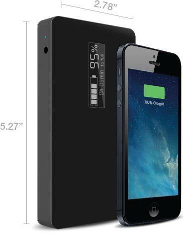 В батареях Ultrapak применена технология Ultra-X Charging Technology