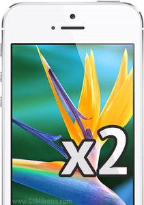 Если верить опубликованным данным, следующий смартфон iPhone получит экран разрешением около 1,5 млн. пикселей