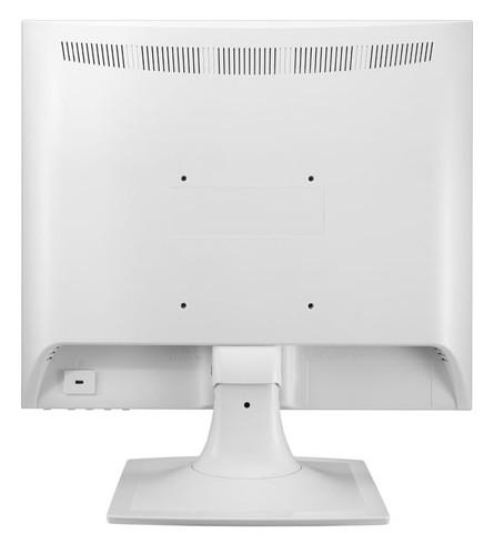 Для снижения нагрузки на глаза в подсветке LCD-AD172SEW-P можно уменьшить долю синего цвета