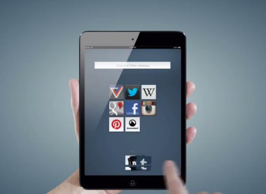 Почему Opera отказывается от кнопок в мобильных приложениях