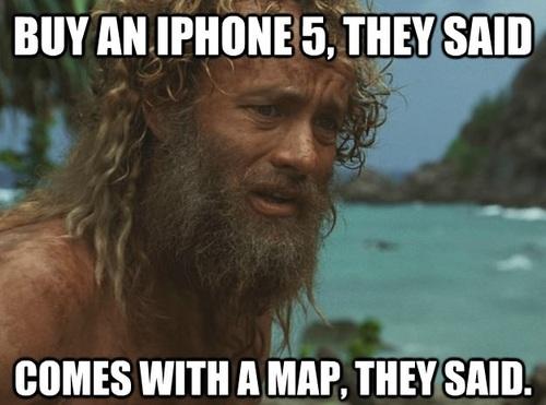 Почему есть 1,3 млрд людей, которые рады новыv картам в iOS