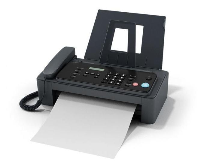 Почему факс все еще жив?