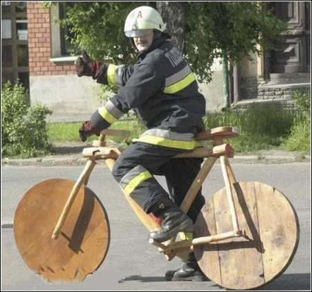 Почему иногда не стоит изобретать велосипед