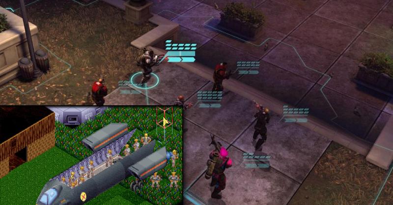 Почему мне упорно кажется, что новый XCOM — это портированная настольная игра