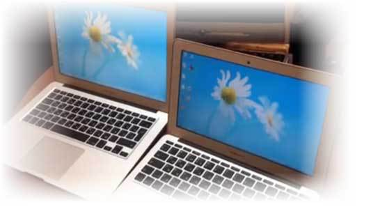 Windows on MacBook Air 2013