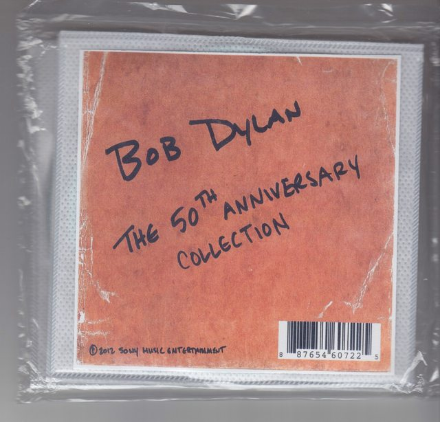 Почему новый альбом Боба Дилана вышел тиражом 100 экземпляров