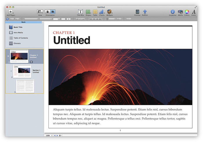 Почему профессионалам в области управления знаниями стоит попробовать iBooks Author