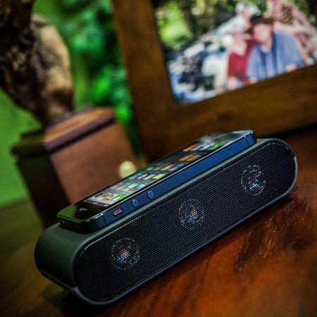 Под маркой iFrogz представлена портативная акустическая система с беспроводным подключением Boost Plus