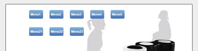 Подборка CSS3 меню