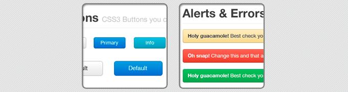Подборка полезного для любителей Twitter Bootstrap