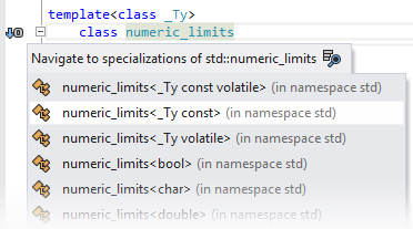 Поддержка С++ в ReSharper