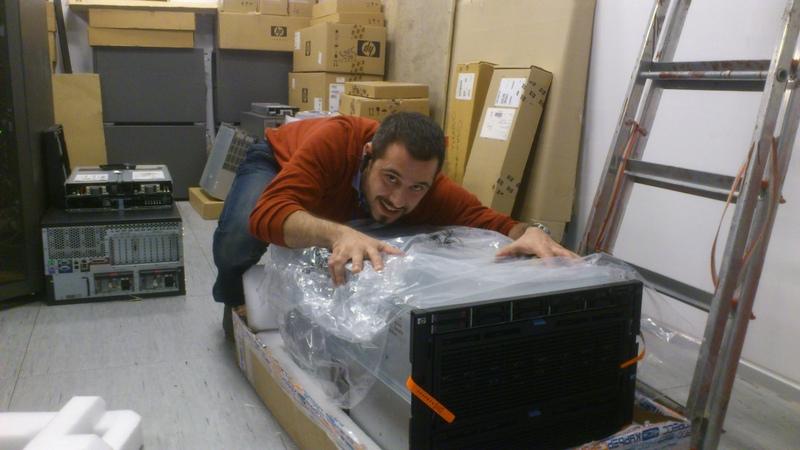 Подготовка IT демо к MMS и IT Camps — часть 1