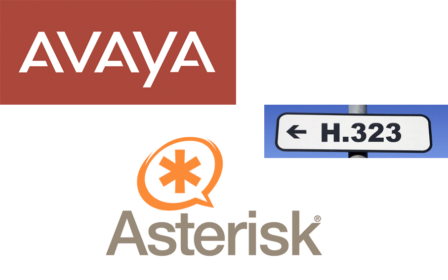 Подключаем Asterisk к Avaya по протоколу H.323