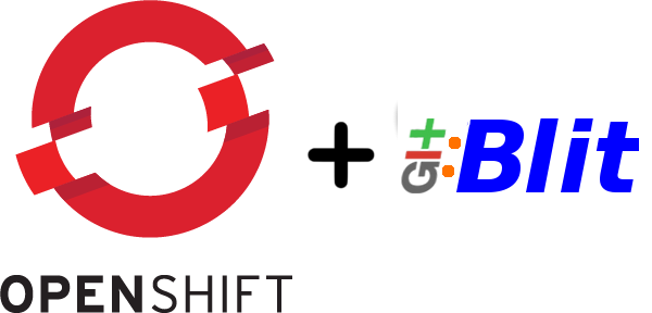 Поднимаем собственный git сервер GitBlt на хостинге Openshift