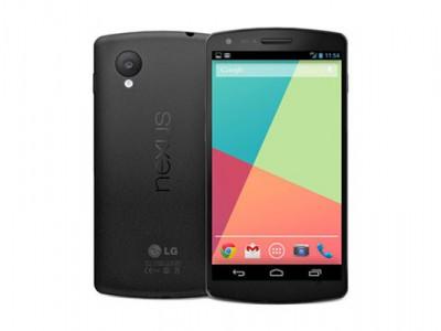 Подробности о Nexus 5