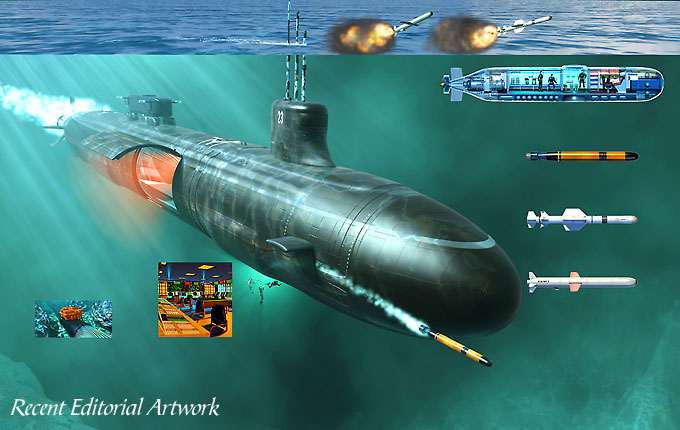 наши подводные лодки новые