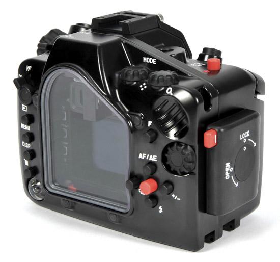 Цена подводного бокса Nauticam NA-V2 — $1450