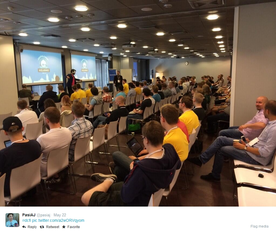 Поездка в Финляндию на DrupalCamp Helsinki 2014
