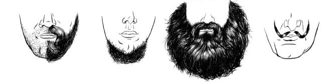 Покажи мне свою бороду и я скажу кто ты