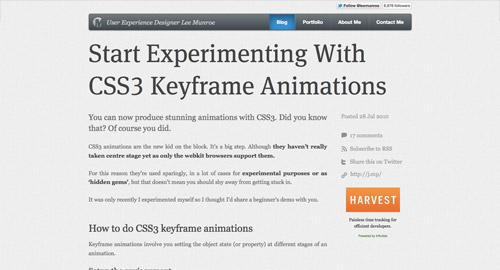 Полезные ссылки для изучения CSS анимации