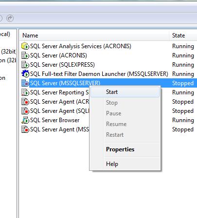 Получение административных привилегий в Microsoft SQL Server