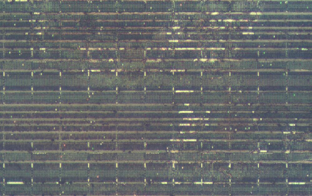Получены фотографии кристалла специализированного Bitcoin процессора Bitfury