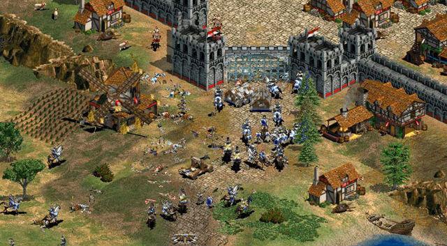 Порт «Age of Empires» для смартфонов выйдет до конца года