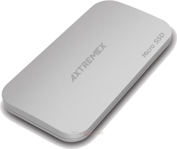 Предусмотрен выпуск моделей Axtremex MicroSSD объемом 32, 64, 128 и 256 ГБ