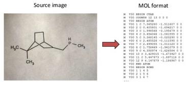 Построение системы оптического распознавания структурной информации на примере Imago OCR