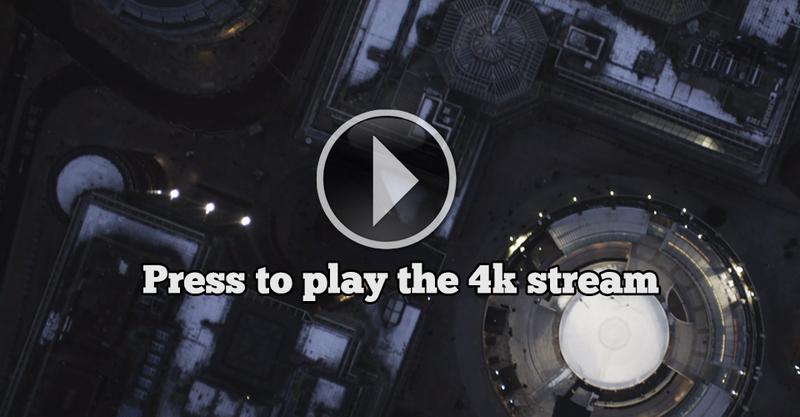 Потоковое онлайн 4K видео или обратно к видеоплееру на Flash