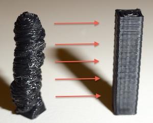 Повышение качества 3d печати с помощью охлаждения