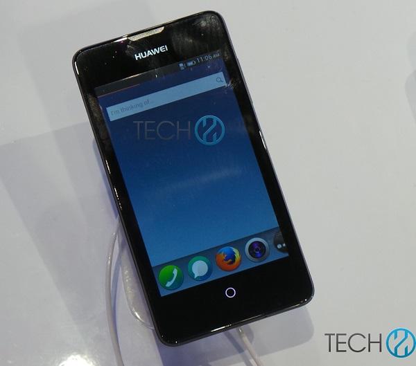 Появилась обновлённая информация относительно смартфона Huawei Ascend Y300II с ОС Firefox OS