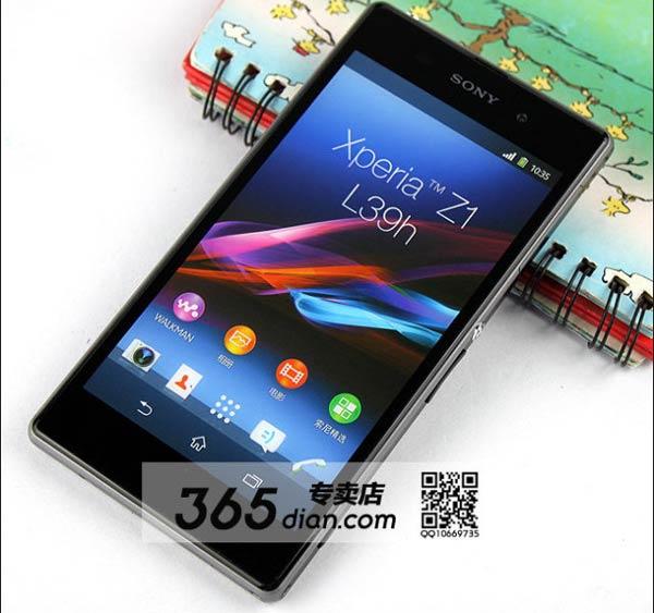 Фотографии смартфона Sony Xperia Z1 свидетельствуют о том, что устройство будет выпускаться как минимум в двух цветовых вариантах