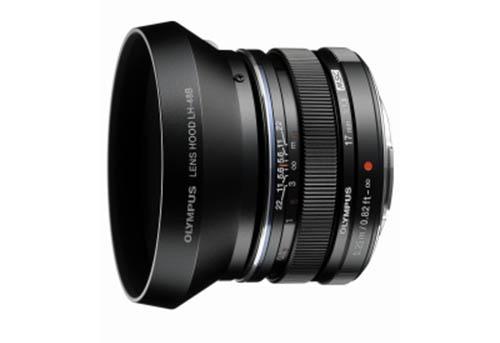 Одновременно с камерой Olympus PEN E-P5 будет представлен электронный видоискатель VF-4 и другие новинки