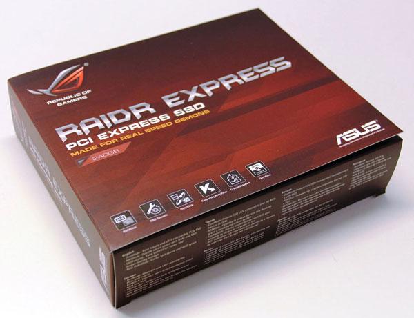 В SSD Asus ROG Raidr используются контроллеры LSI SandForce SF-2281