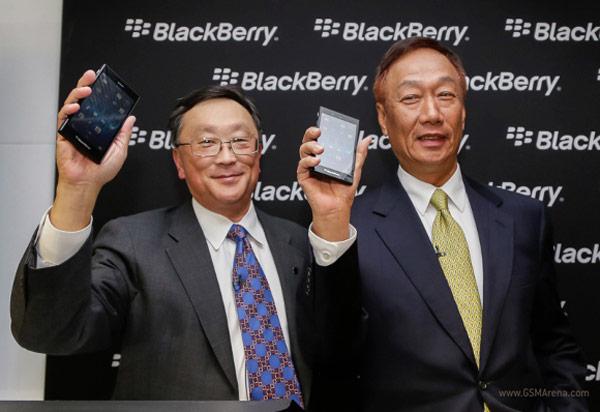 BlackBerry Z3 — первый смартфон BlackBerry, выпускаемый на предприятиях Foxconn