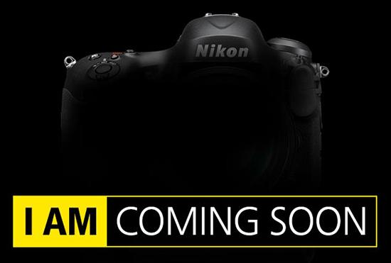 Камера Nikon D4s