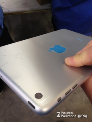 Установка дисплея Retina удорожит Apple iPad mini