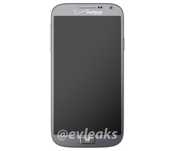 Внешне смартфон Samsung W750V Huron напоминает модель Samsung Galaxy S