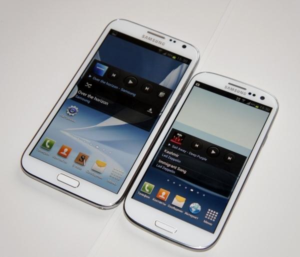 Samsung 95% прибыли Android