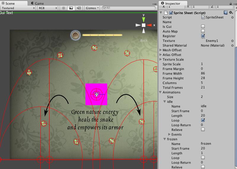 Практический опыт переноса ресурсов из Flash в Unity 3D