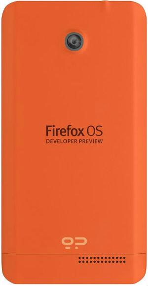 Выпущенные к настоящему моменту смартфоны с Firefox OS построены на одноядерных процессорах