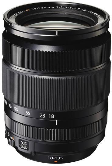 Продажи Fujifilm Fujinon XF18-135mm F3.5-5.6 R LM OIS WR начнутся в июле