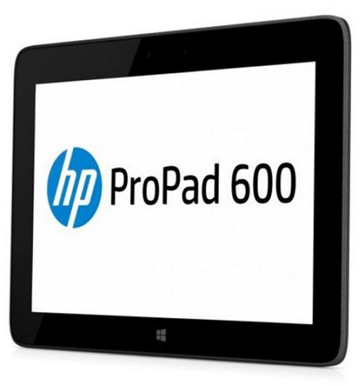 Представлен планшет HP ProPad 600 G1