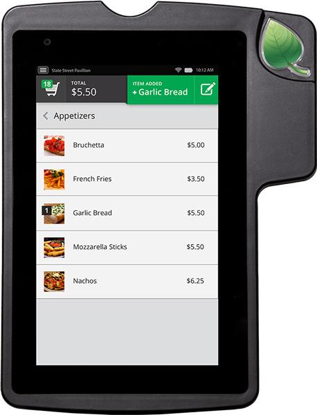 Планшет LeafPresenter 2 предназначен для делового применения