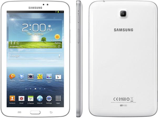 Продажи версии Samsung Galaxy Tab 3 с Wi-Fi начинаются в мае, версии с 3G — в июне