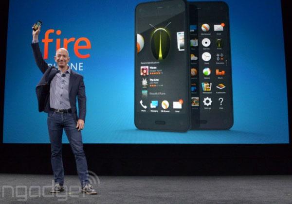 Интересной особенностью Amazon Fire Phone является функция Firefly